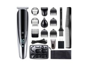 Hatteker Men Beard Trimmer