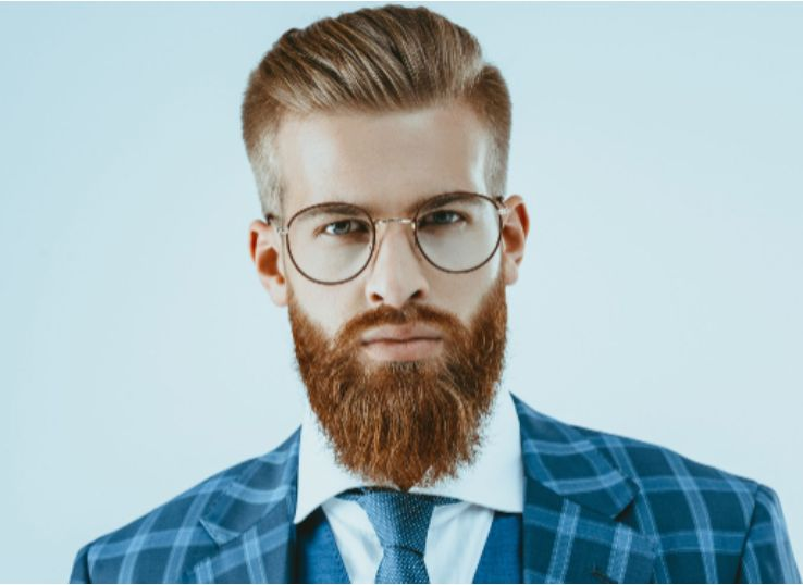 How to Straighten and Sharpen Your Beard